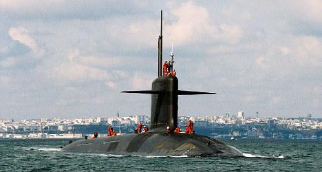 France OKs first women aboard submarines