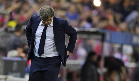 Martino laments Barca goalmouth profligacy