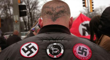 Neo-Nazi Hitler party shocks French village