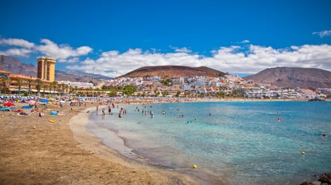 Scores of Swedes beg in Spain's tourist hotspots