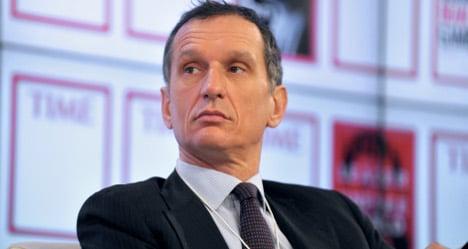 Telecom Italia elects new chairman