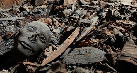 Basel uni experts find 50 Egyptian mummies