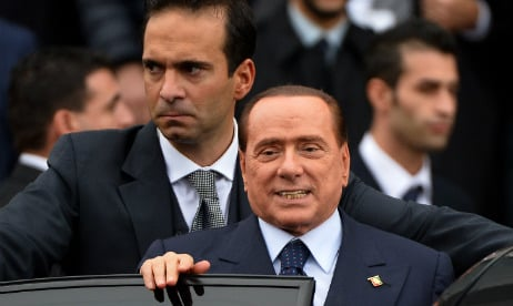 Berlusconi: Germans deny WWII camps