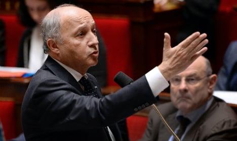 France slams Egypt mass 'slaughter' sentences