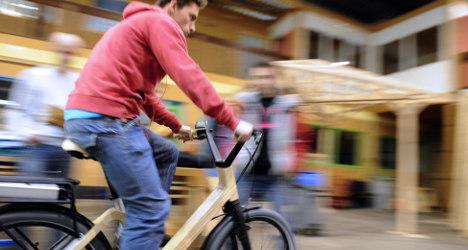 Madrid bike scheme faces uphill battle