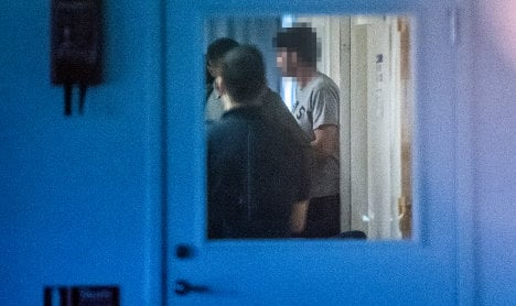Child murder suspects give clashing evidence