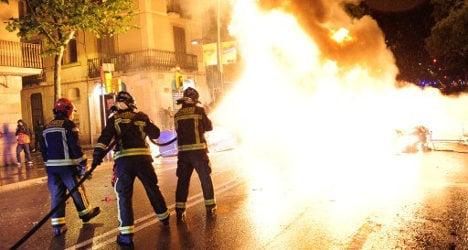 Barcelona backs down over squat demolition