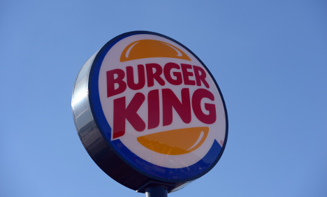 Burger King boss admits scandal has hit revenues