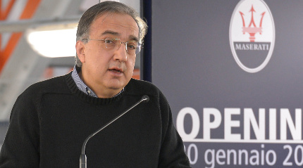 Fiat Chrysler lays out global push
