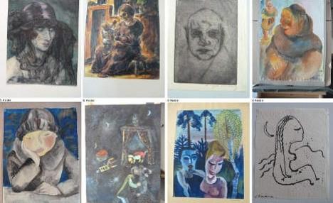 Nazi-era art collection donated to Bern museum