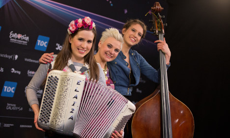 Germans unaware of own Eurovision entry