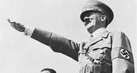 Swiss Jewish group slams Hitler salute ruling