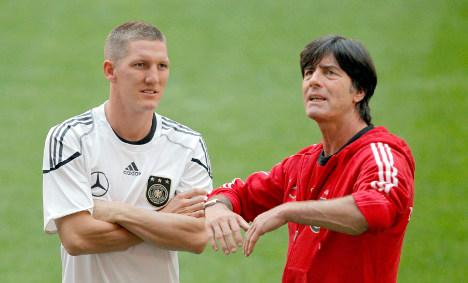 Löw reveals German World Cup squad