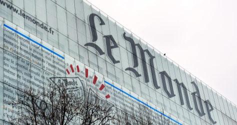 Editors at Le Monde newspaper quit en masse