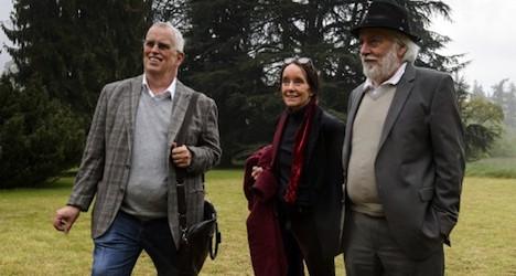 Family members launch Chaplin museum work