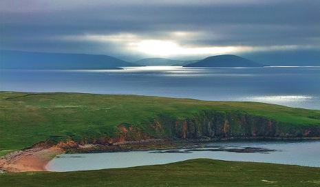 Shetland cites Norway heritage in vote push