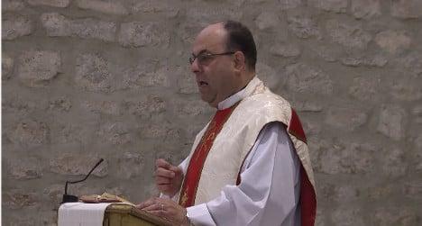 Priest shocks Spain with wife-beater sermon