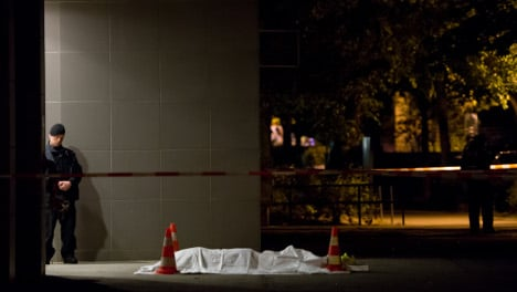 Three dead at Berlin tower block
