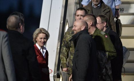 Ukraine hostage release sparks coalition row