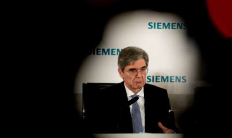 Siemens may slash 12,000 jobs says boss