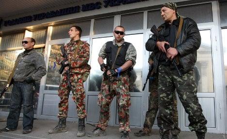 Steinmeier praises Putin's Ukraine U-turn