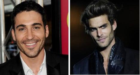 Top 10: Spain's hottest male celebrities