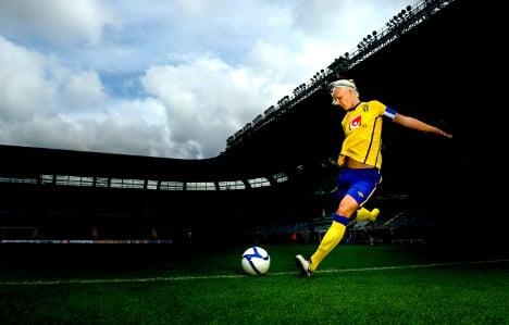 Swedish football star in talks with PSG