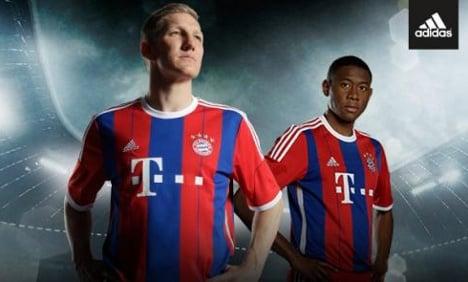 Fans angry at Bayern Munich kit colour change