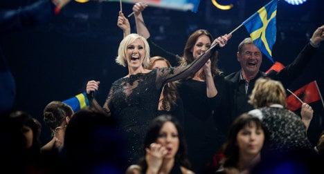 Sanna Nielsen through to Eurovision final