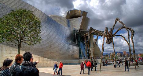 Guggenheim architect wins top Spanish prize