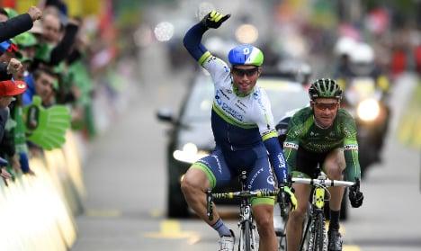 Albasini claims third Tour de Romandie win