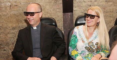 Austrian priest's luxury flat stirs controversy