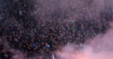Four men shot ahead of Rome football game