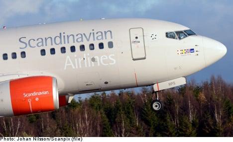SAS flight in Russian spy plane near miss