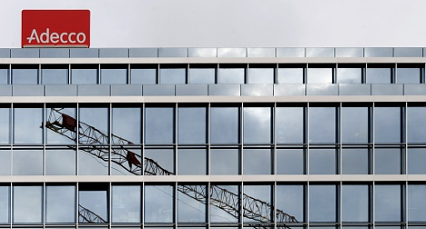 Higher Adecco profits reflect improved markets
