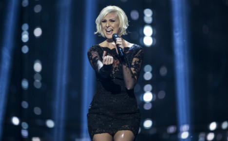 Swede: No pressure to show skin at Eurovision