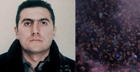Napoli fans want revenge over football shooting