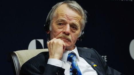 Don't forget Crimea, appeals Tatar leader