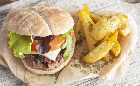 German fast food goes upmarket