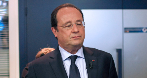 'Only a miracle can save François Hollande'