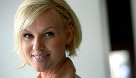 'It's amazing to represent Sweden': Sanna Nielsen
