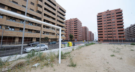 Spanish region to tax owners of empty homes