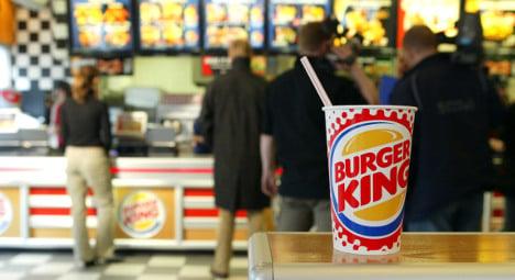 Burger King sorry for poor hygiene