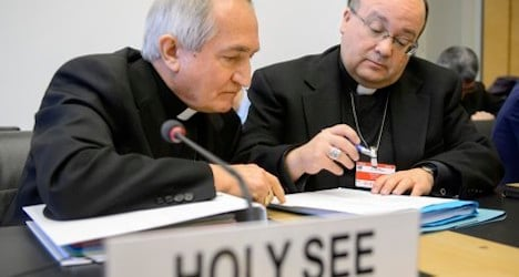 Vatican faces new UN grilling over sex abuse