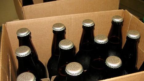 'All 3,000 beers were for me': nabbed smuggler