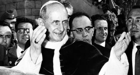 Vatican to beatify Pope Paul VI: source