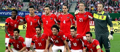 Austria's Euro 2016 qualifiers sold out