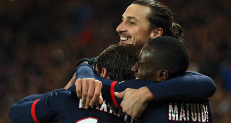 PSG win Ligue 1 title for second year in a row