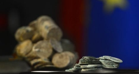 'Stolen' treasure trove goes on show in Spain