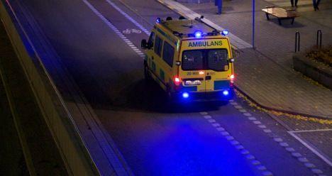 Swede, 30, dies as ambulance turns back